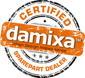 Certified Damixa Sparepart Dealer