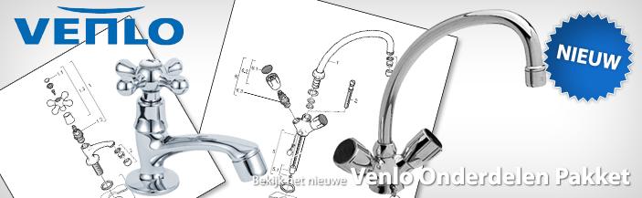 Nu ook Venlo onderdelen bestellen!
