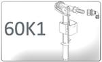 Sphinx flotteurkraan 60K1 voor reservoir P/PX