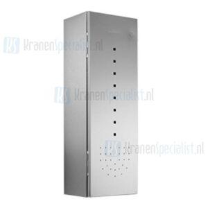 Wagner Ewar A-Line Closetborstel WP 162 Closetborsel uitneembaar 148x448x120mm RVS