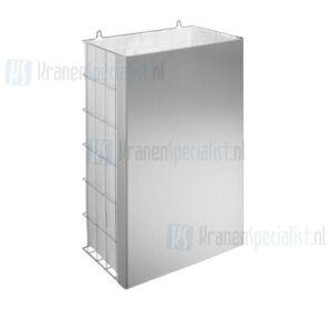 Wagner Ewar A-Line Afvalmand WP 151-P Inhoud ca. 48 liter 400x600x250mm RVS