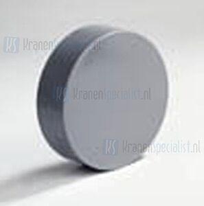 Dyka Afsluitkap 125mm PVC
