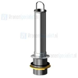 Echtermann Standpijpventiel 2 200mm met metalen konus Artikel nummer 6843.81/200