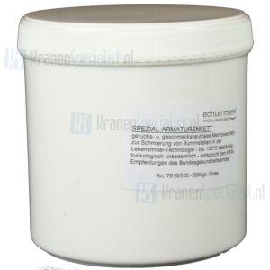 Echtermann Armaturenvet 500 gram 100C temp. ( speciaal voedselveilig ) Artikel nummer 7616/500