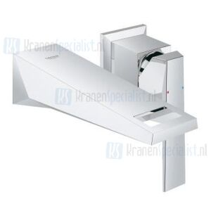 Grohe onderdelen Allure Brilliant 2-Gats Wastafelmengkraan Wand 172 Mm 19781000