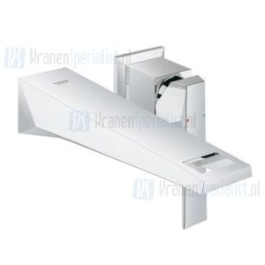 Grohe onderdelen Allure Brilliant 2-Gats Wastafelmengkraan Wand 220 Mm 19783000