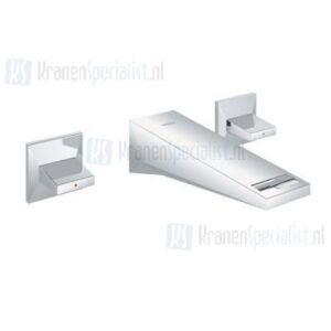 Grohe onderdelen Allure Brilliant 3-Gats Wastafelmengkraan Wand 172 Mm 20346000