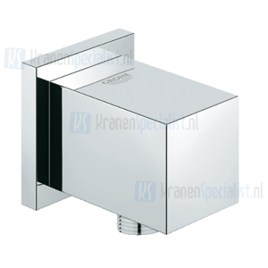 Grohe Euphoria Cube Wandaansluitbocht Chroom Artikelnummer 27704000