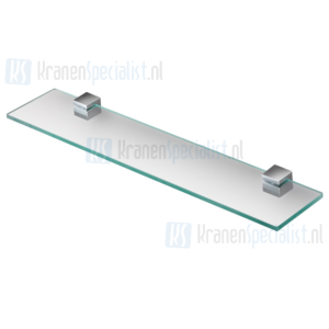 Geesa Modern Art Collection  Planchet 60 Cm Chrome glas