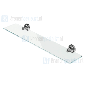 Geesa Tone Collection Planchet 60 Cm Chroom Glas