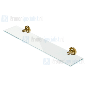 Geesa Tone Gold Collection Planchet 60 Cm Goud Glas
