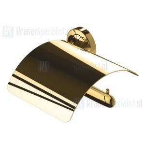 Geesa Tone Gold Collection Toiletrolhouder Goud