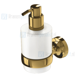 Geesa Tone Gold Collection Zeepdispenser 200 Ml Goud