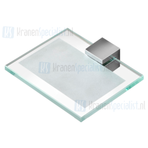Geesa Nexx Collection Zeephouder Chroom Glas