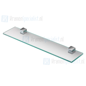 Geesa Nexx Collection Planchet 60 Cm Chroom Glas