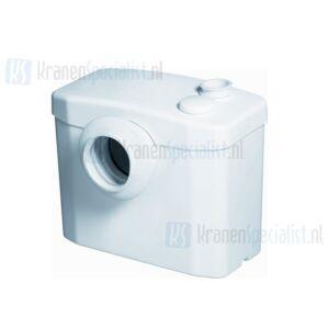 Sanibroyeur Sanibroyeur X2 faecalinvermaler voor WC opvoerhoogte 4m of horizontaal 50m wit