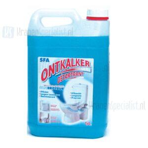 Sanibroyeur speciaal ontkalker 5 liter