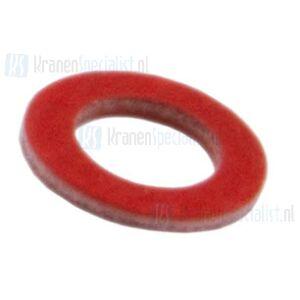 Quooker kleine fiberring van 11x8x1mm tussen quooker kraan slang en reservoir slang