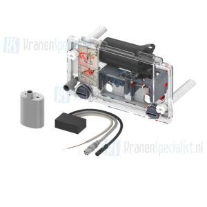 TECE onderdelen TECEplanus spoeling op afstand via een met een kabel verbonden elektronische drukknop, 6 V-batter��