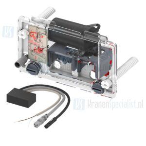 TECE onderdelen TECEplanus spoeling op afstand via een met een kabel verbonden elektronische drukknop, 230/12 V
