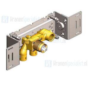 Vola Onderdelen Inbouwdeel Type 2100 Monoknop inbouwmengkraan met vast aansluithuis