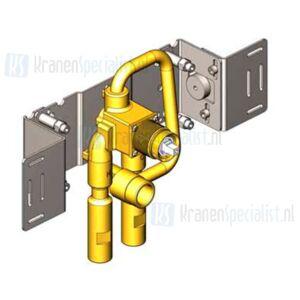 Vola Onderdelen Inbouwdeel Type 2300 Monoknop inbouwmengkraan voor verticale montage