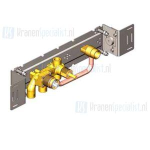 Vola Onderdelen Inbouwdeel Type 2400FV Monoknop inbouwmengkraan met omstel
