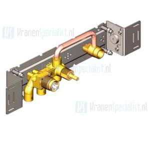 Vola Onderdelen Inbouwdeel Type 2400RV Monoknop inbouwmengkraan met omstel