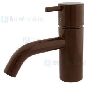 Vola Monoknop fonteinkraan met keramisch binnenwerk (Alleen koud water) Bruin Artikelnummer RB1+12
