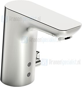 Hansa Hansaligna Elektr.wastmkr,Bluetooth,adapter,spr. 110 mm,flex.aansl. Chroom