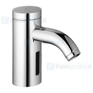 Hansa Hansadesigno elektronische fonteinkraan voor koud water batterij Chroom