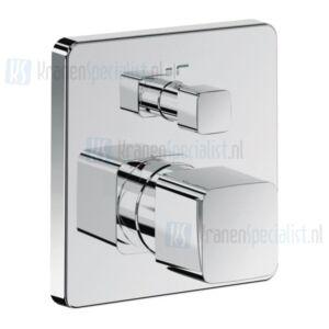 Jado onderdelen Jes Badthermostaat met 2-weg omstel inbouw Easy-Box  (> 01/2012) H4505AA