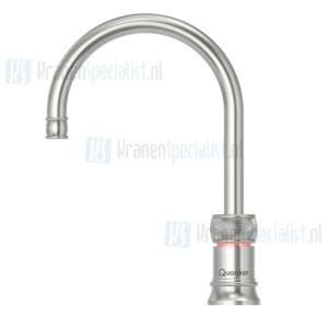 Quooker losse Nordic Classic Round Single Tap kraan RVS
