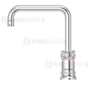 Quooker losse Nordic Classic Square Single Tap kraan Chroom