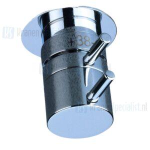 Vola onderdelen 3000 serie inbouw Bad / douche Thermostaatkraan met gecombineerde bediening 2100 2100X 2200