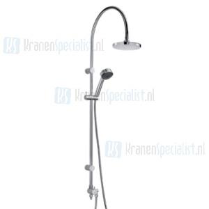 Kludi Universeel Dual shower system chroom