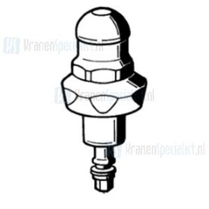 Franke / Aqua 1/2 bovendeel tbv spoelers tot 1983 geleverd Chroom