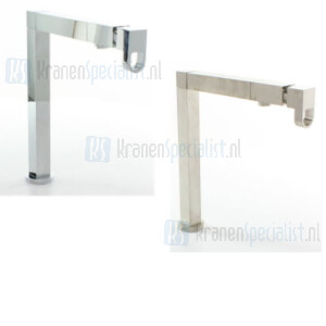 Dekorado / Lavanto��  / Paini Onderdelen Square keukenkraan met draaibare uitloop Chroom / RVS-Look 250012 / 250013