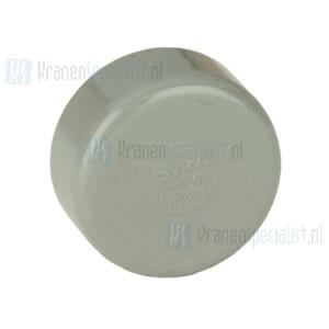 Dyka Afsluitkap 32mm PVC
