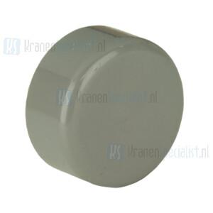 Dyka Afsluitkap 40mm PVC