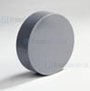Dyka Afsluitkap 75mm PVC