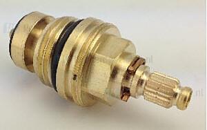 Echtermann Vetkamer bovendeel 1/2 S=22mm zonder greep Artikel nummer 2145.20/0.0.1