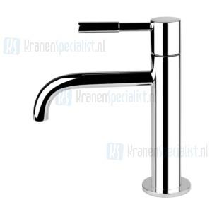 Gessi Onderdelen Oxygene toiletkraan laag model Chroom / Inox 20511.031 / 20511.142