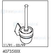HansGrohe Onderdelen Axor 1901 40735 (11/91 - 03/99)