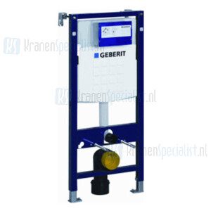 Geberit Duofix wc-element H112 met reservoir UP320 standaard