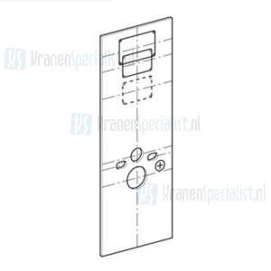 Geberit Gis gipskartonplaat voor wc-element