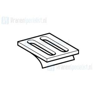 Geberit Gis geluidsisolatie voor montagehoeksteun 7x5cm
