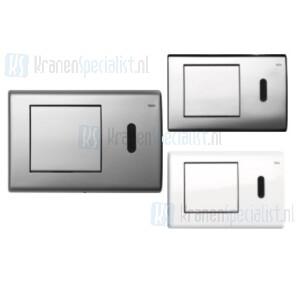 TECE onderdelen TECEplanus wc-elektronica met infraroodsensor, batter�� 6 V