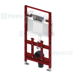 TECE onderdelen TECElux wc-inbouwframe 100, bouwhoogte 1120 mm