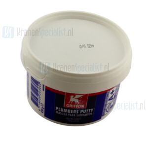 Universele Sanitaire afdichtingskit kneedbaar creme pot 450gram